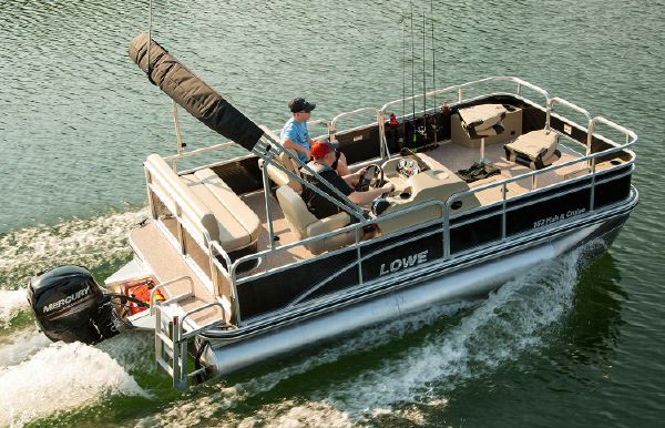2019 Lowe Ultra 162 Fish & Cruise