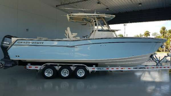 New Grady-White Canyon 306 Boats For Sale - Atlantic Marine