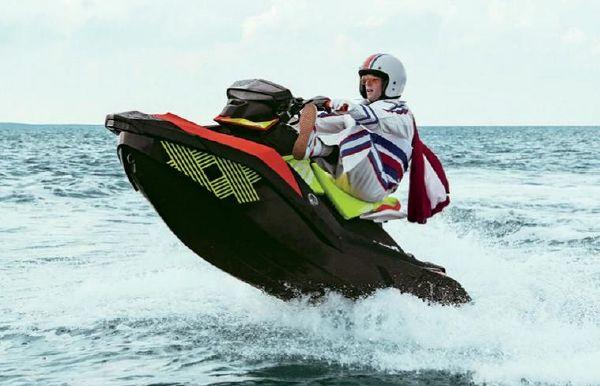 2020 Sea-Doo SPARK TRIXX 2up