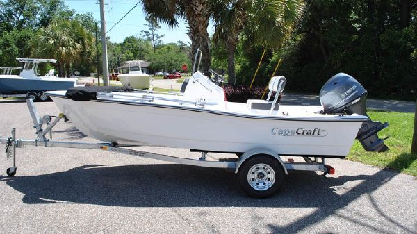 Cape Craft 160CC Yamaha F70XB & Trailer