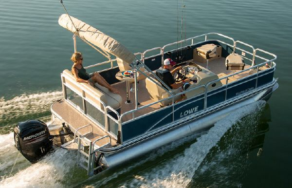 2019 Lowe Ultra 182 Fish & Cruise