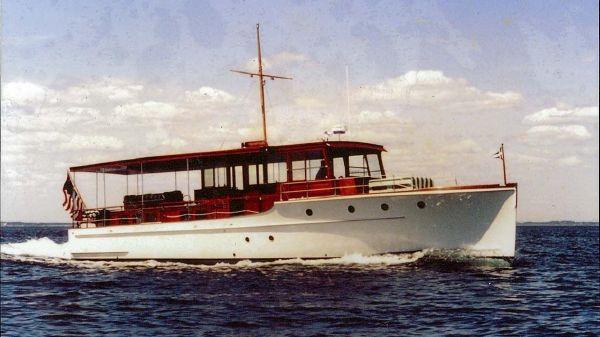 Elco Deckhouse Motoryacht