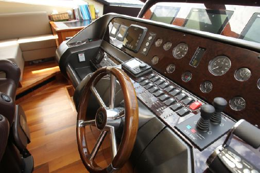 Sunseeker 80 Yacht image