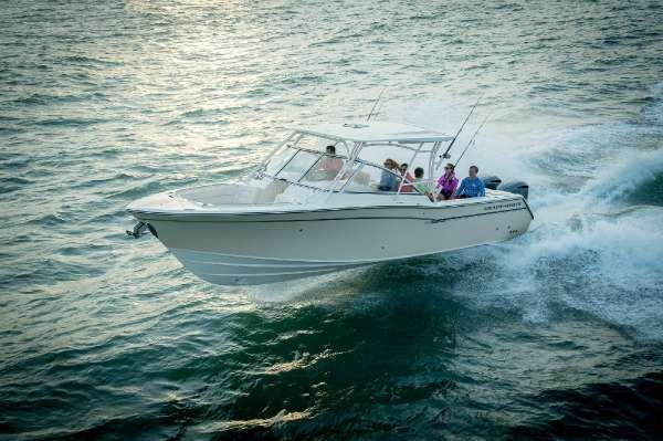 2020 Grady-White Freedom 307 Port Orange, Florida - Atlantic