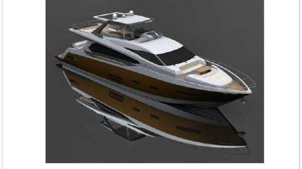 Selene Artemis 85 Motor Yacht