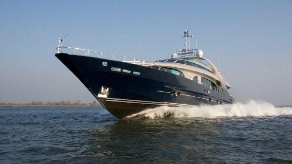 Oceanline 127 Blue Mamba