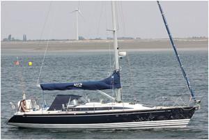 X-Yachts 412 image