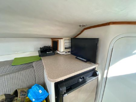 Contender 35 Express Side Console image