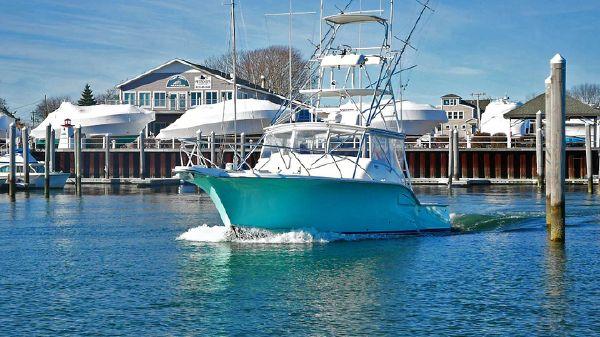 Dawson Yachts OUT ISLAND 36 Sportfish