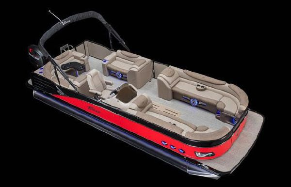 2019 Tahoe Pontoon Cascade Cruise Elite - 25'