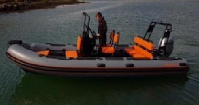 Highfield Ocean Master 590 DL