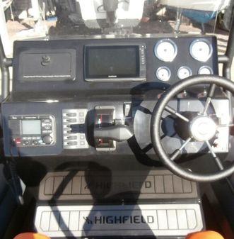 Highfield Ocean Master 590 DL image