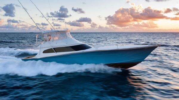 Spencer Custom Sportfish Convertible