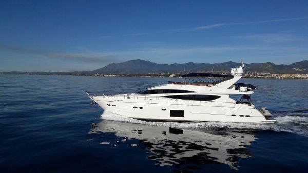 Princess 85 Motor Yacht Princess 85MY For Sale