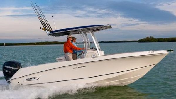 Boston Whaler 220 Outrage Manufacturer Provided Image
