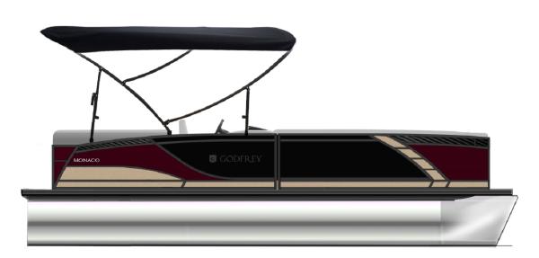 Godfrey Monaco / MC235SB TRIPLETOON-