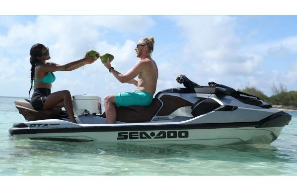 2020 Sea-Doo GTX Limited 300