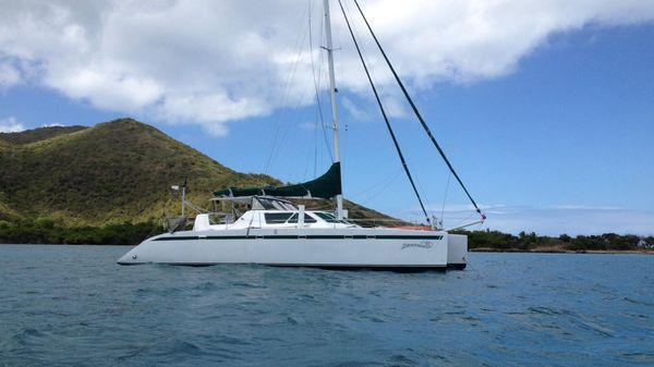Hughes World Cruising 65ft Catamaran