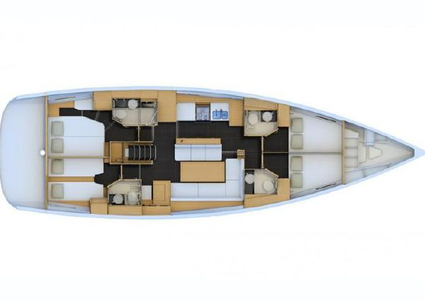Jeanneau 54 image