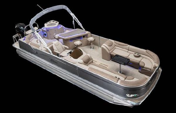 2019 Tahoe Pontoon Cascade Entertainer - 27'