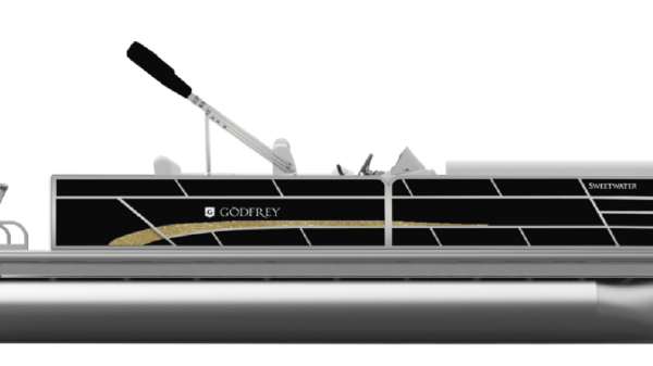 Sweetwater 2286SFL (Bed) NEW MODEL from Godfrey Marine