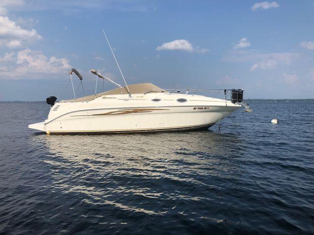 2001 Sea Ray 260 Sundancer Lake Champlain, New York - Boats