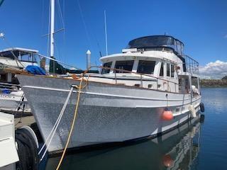 Sea Ranger 45 Pilothouse