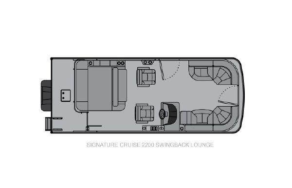 2021 Landau Signature 2200 Swingback