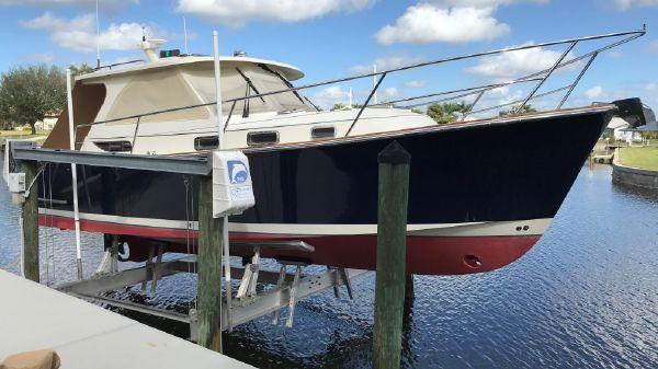 Legacy Yachts 32 EDSHIP