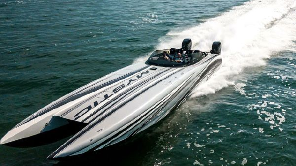 Mystic Powerboats C3800
