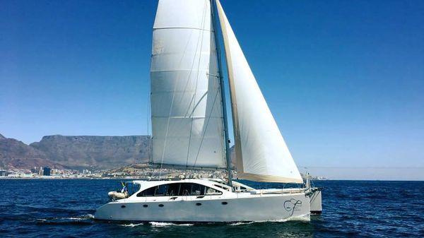 Dudley Dix DH550 Catamaran