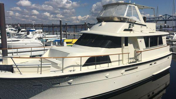Hatteras Motor yacht ED