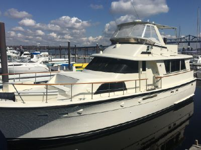 1985 Hatteras<span>Motor yacht ED</span>