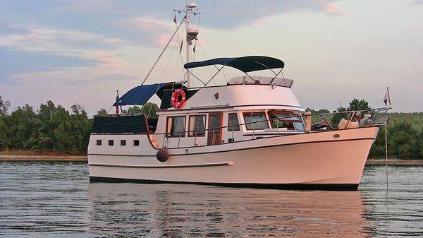 Trawler Eurobanker 46 Trawler