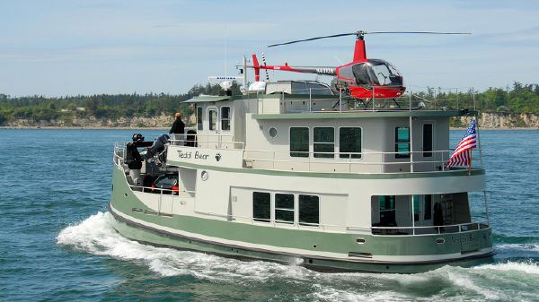 Trawler Jay Benford