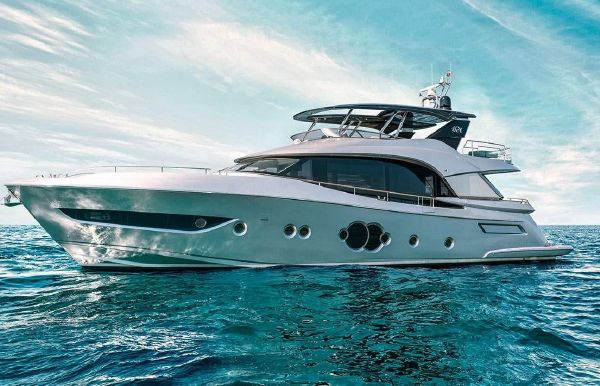 2021 Monte Carlo Yachts MCY 76