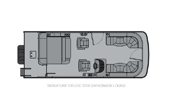 2021 Landau Signature 2300 Swingback Lounge