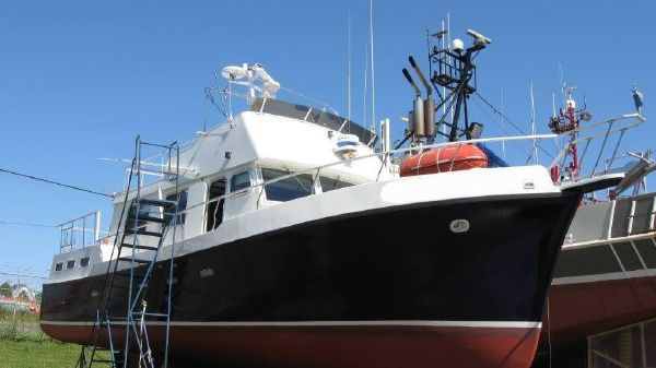 Custom Leger 50 Trawler
