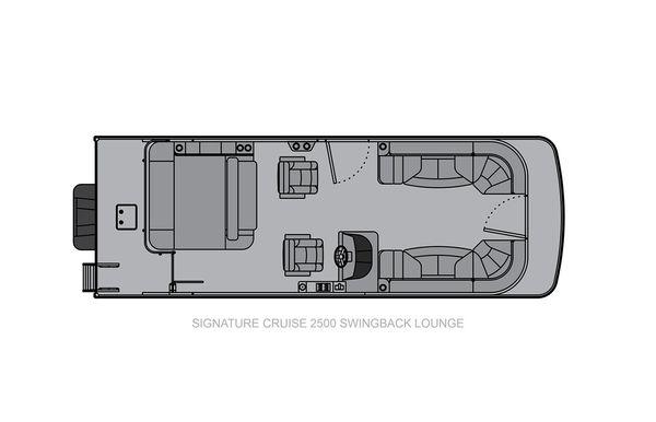 2021 Landau Signature 2500 Swingback