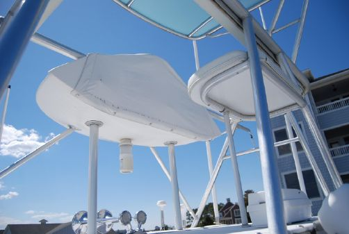 Liberty 42 Flybridge image