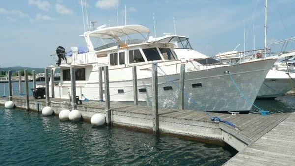 Fleming Pilothouse Motor Yacht