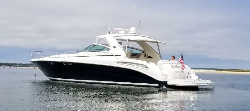 Sea Ray 540 Sundancer - main image
