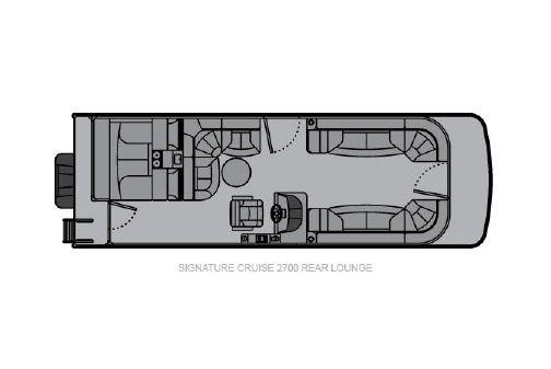 Landau Signature 2700 Rear Lounge image