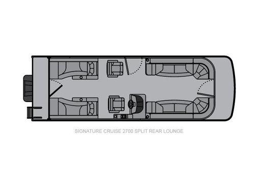 Landau Signature 2700 Split Rear Lounge image