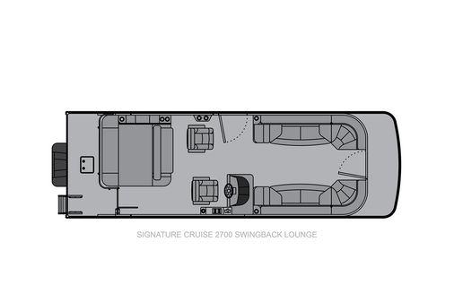 Landau Signature 2700 Swingback Lounge image
