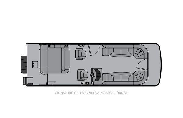 2021 Landau Signature 2700 Swingback Lounge