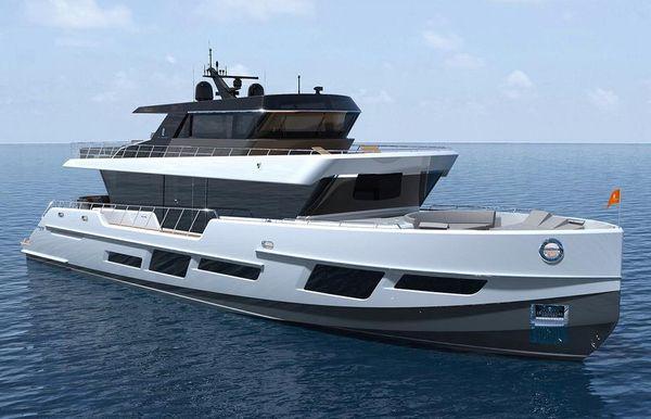 2022 CL Yachts CLX 96