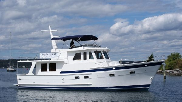 DeFever 46 Pilothouse