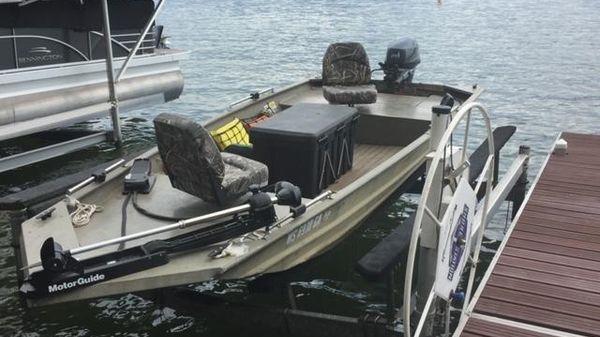 Alumacraft MV1650AW