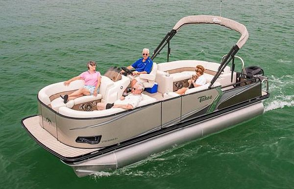 2019 Tahoe Pontoon LTZ Elite - 26'
